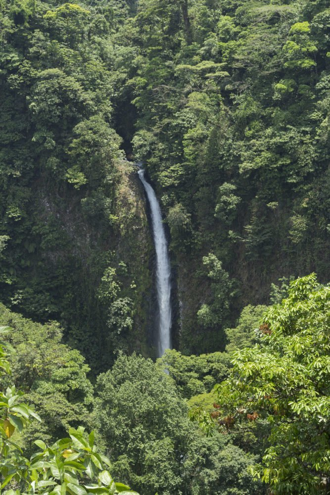 4 in 1 Bridges + Waterfall + Volcano + Eco Termales Tour
