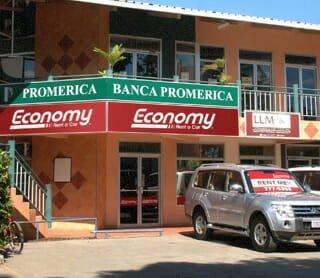 Economy Rent a Car Manuel Antonio