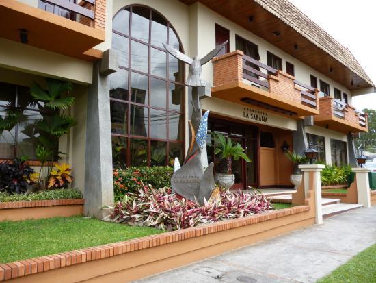 Apartotel La Sabana