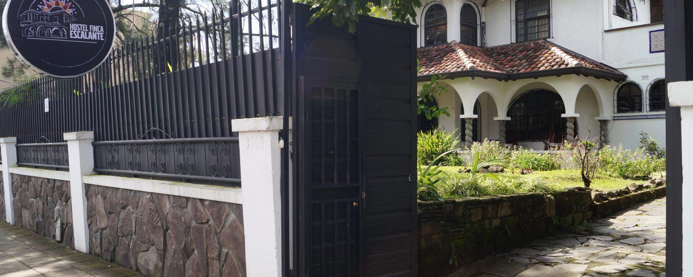 Hostel Finca Escalante