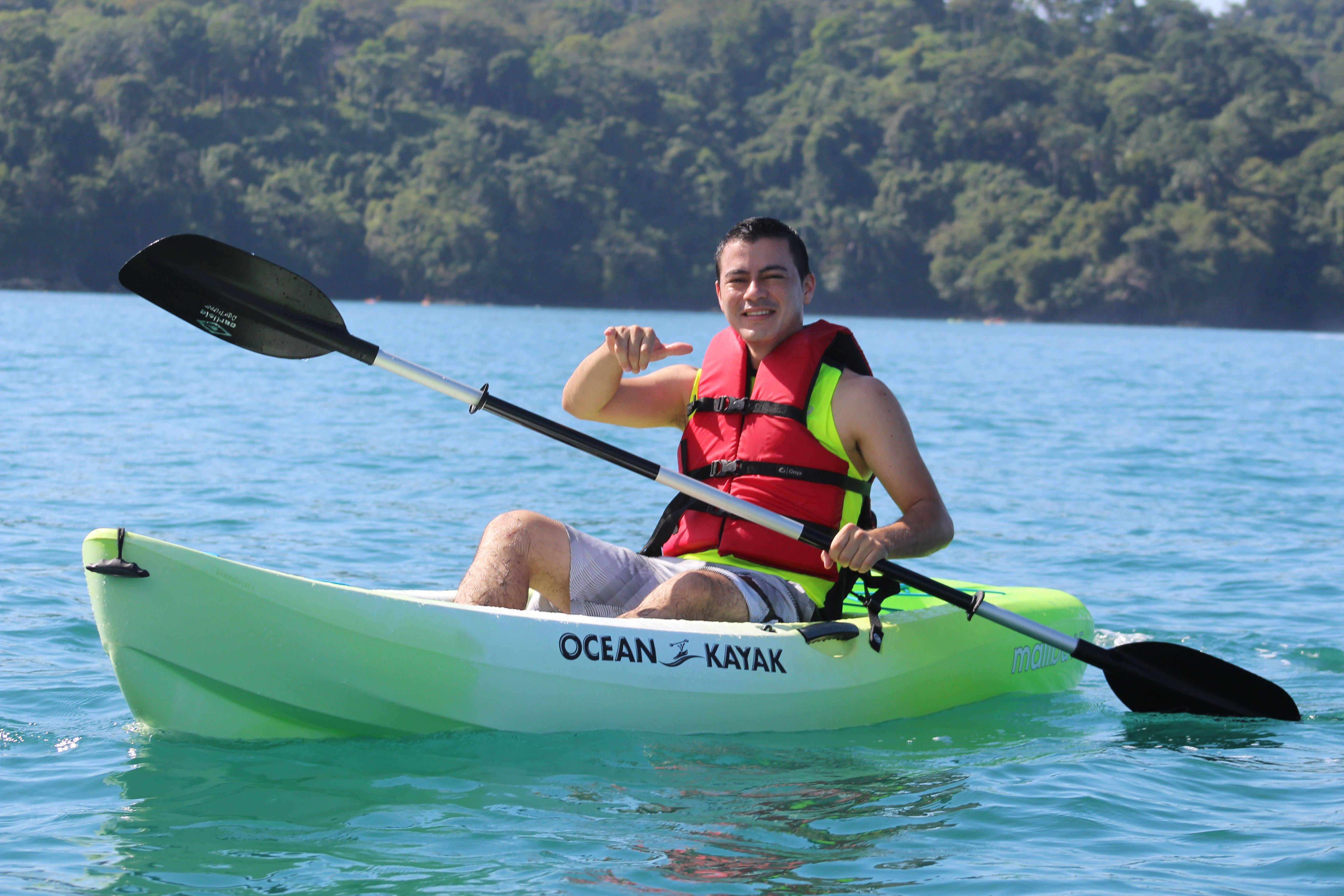 Ocean Kayak Tour + Snorkel Tour