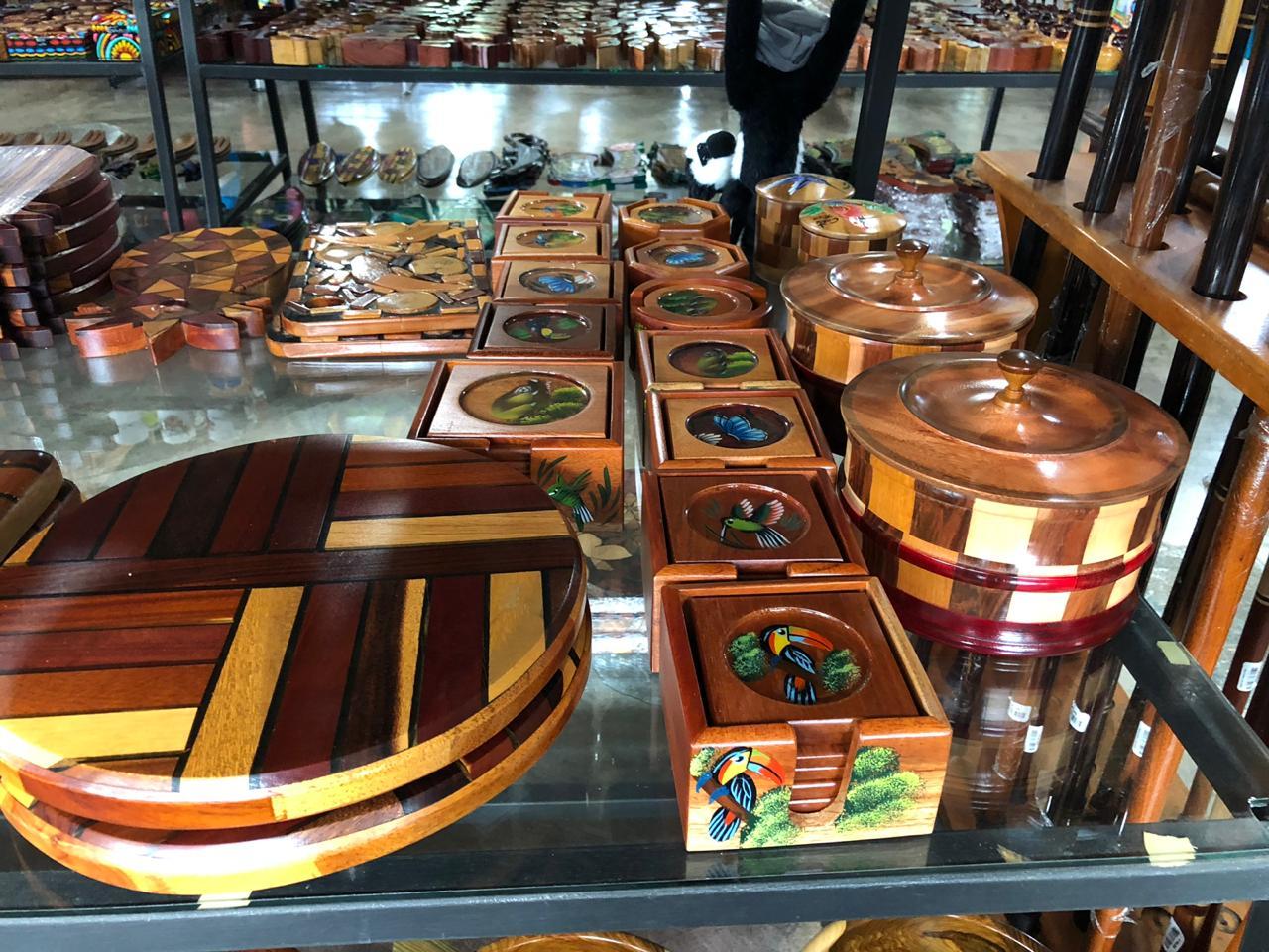 Mercado de Artesania La Fortuna