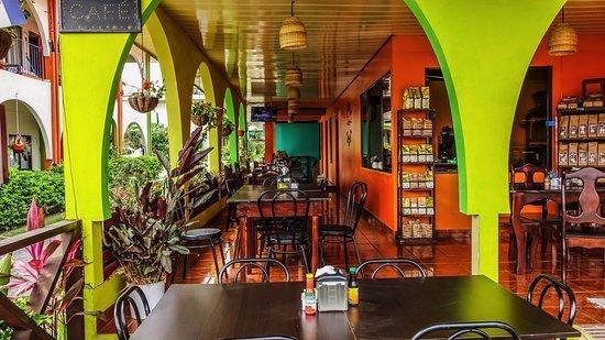 Restaurante Las Flores