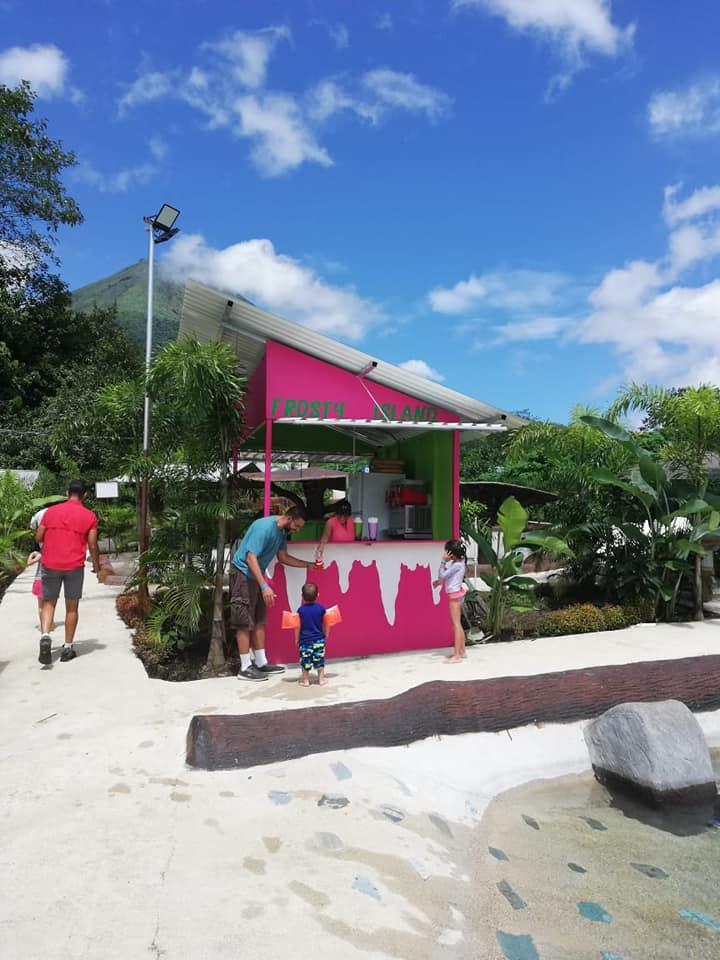 Termo Arenal